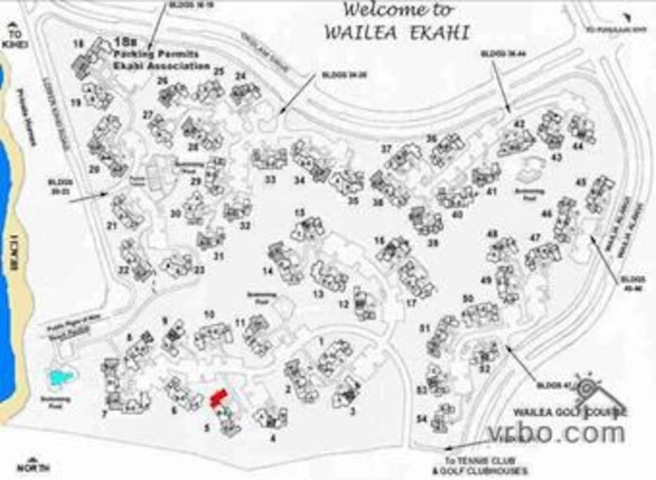 Ekahi Village Map