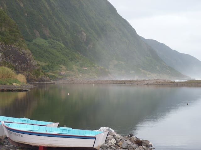 Azores Casa da Lagoa - Fajã da Caldeira - Casa de camp