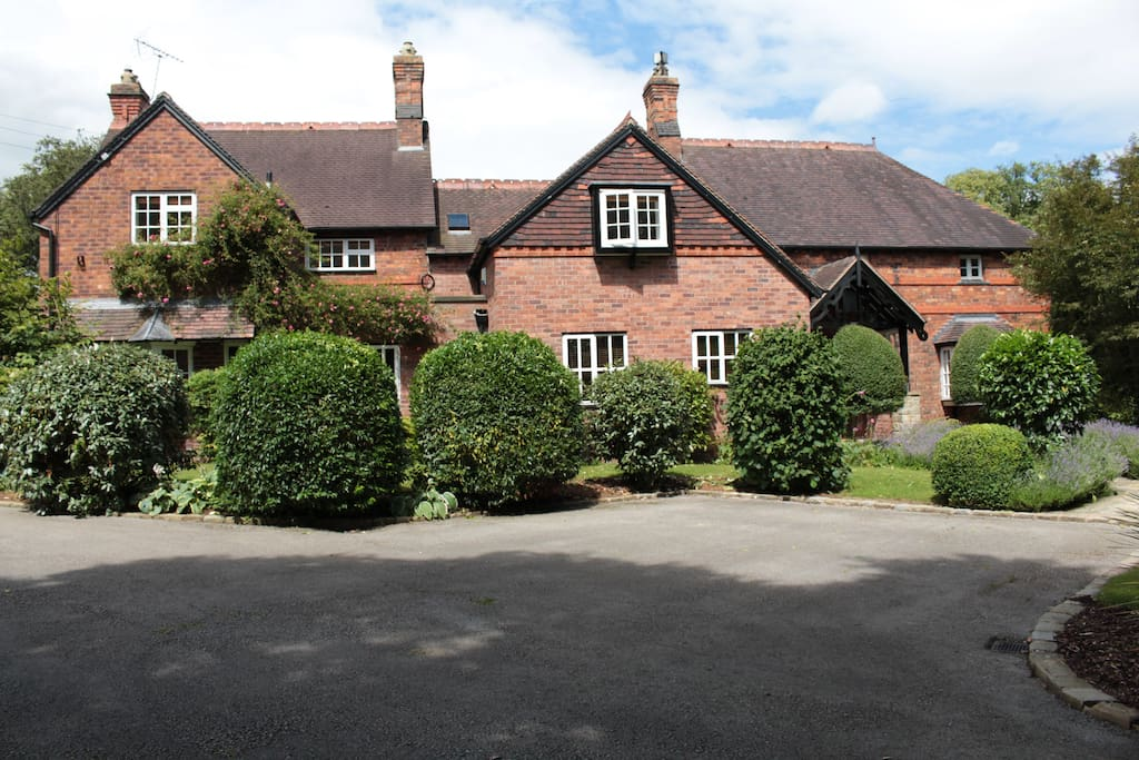 Cheshire heritage country house maisons louer for Chesire house