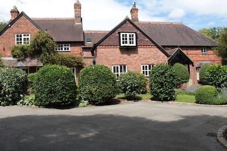 Luxury Cheshire Country House - Cheshire East - Ház