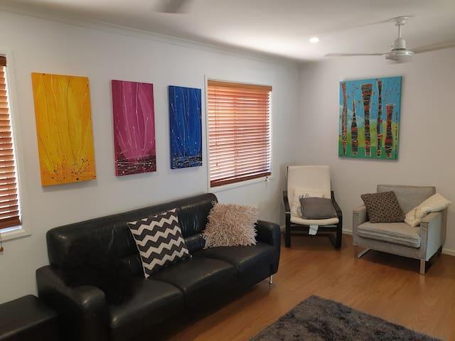 Brighton Home & Gallery, featuring Kim Mancini Art