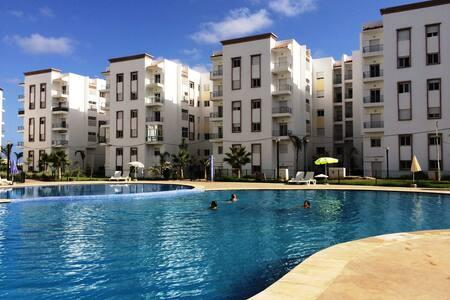 Duplex, Résidence de l'océan, Bouznika - Bouznika - Apartemen