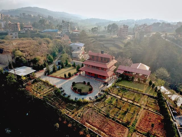 A cozy traditional styled home, Dhulikhel