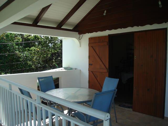 logement spacieux et confortable - Sainte-Rose - Lägenhet