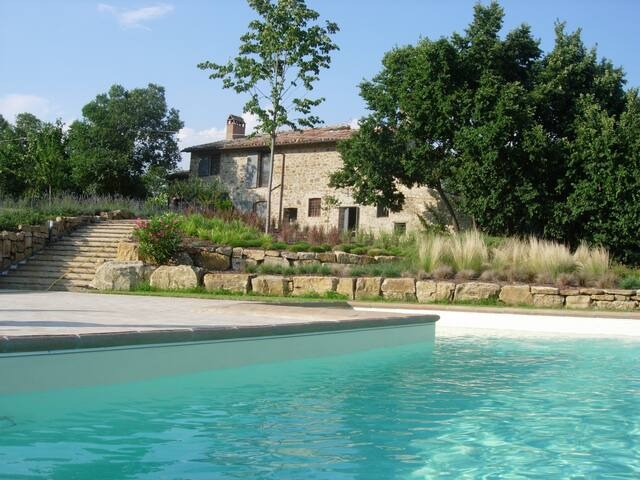 Agriturismo Biologico I Larghi (P) - San Venanzo - Appartement