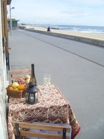 Casa Praia/Beach/Plage Aguda