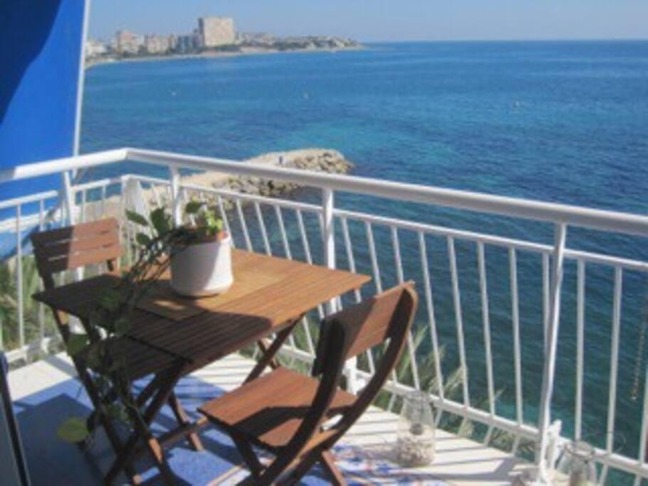 02 magnifico piso sobre el mar apartamentos en alquiler en alacant comunidad valenciana espa a - Apartamentos sobre el mar zarautz ...