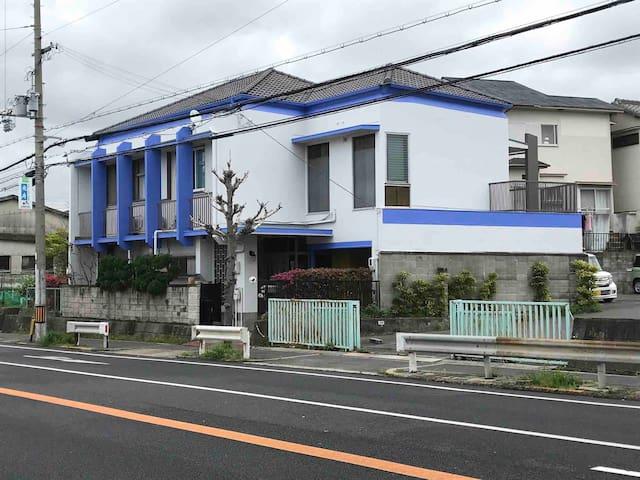 泉 Izumi House 3  for 8-20 people 24H to Ariport