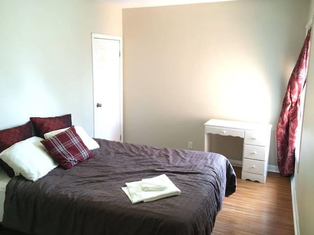 Quiet room, charming location - Hamilton - Apartament