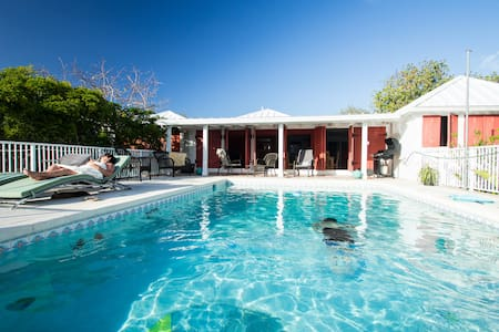 Rustic Caribbean - Panoramic View - Providenciales - Villa