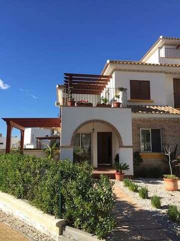 Casa Letaba - 3 bedroom house with sea views - Vera playa - Casa