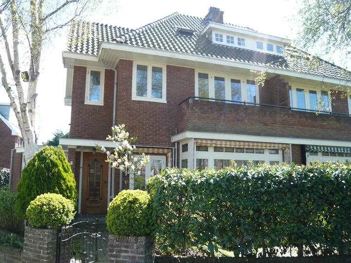 Luxury family home Amsterdam Beach Area for 7 pers