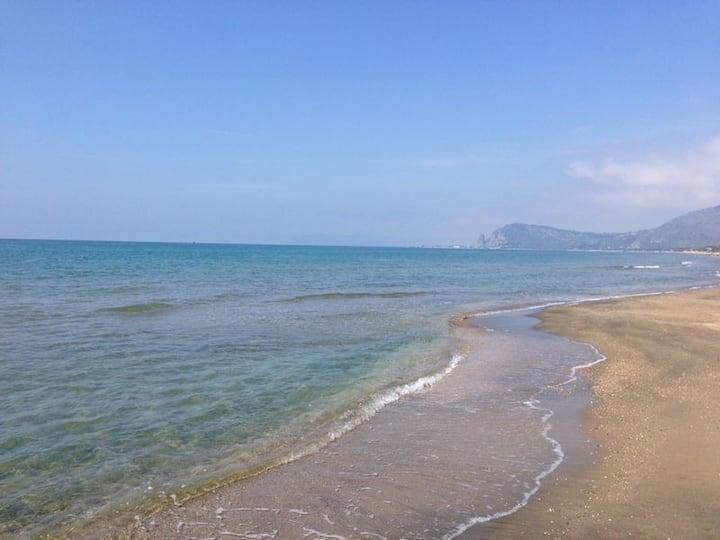 Villa a pochi metri dalla spiaggia