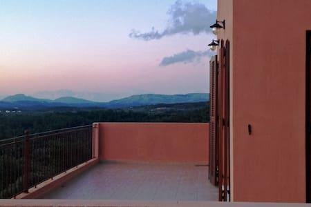 Rhodes Retreat - Persephone's Loft - Kalithies