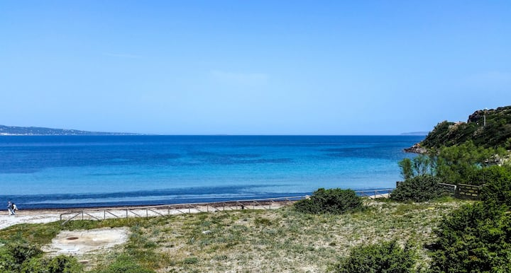 Casa Vacanze a soli 100 metri dalla spiaggia