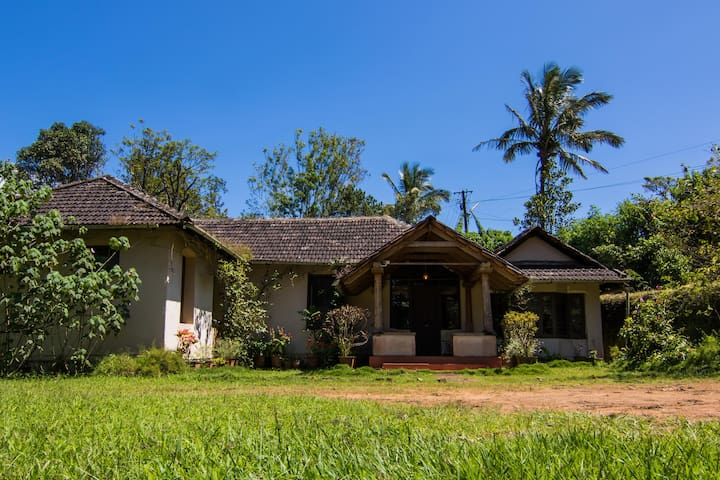 3 bedroom Villa in the heart of Madikeri