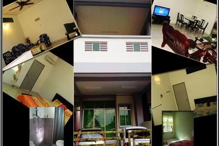 Comfortable Countryside House @ PG  - Simpang Ampat