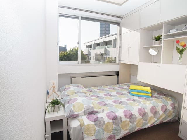 ROPPONGI STATION -1 min walk! PERFECT Location! #5 - Minato-ku - Leilighet
