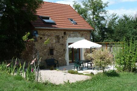 Cosy cottage surrounded by nature - Marcillat