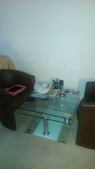 petit salon moderne