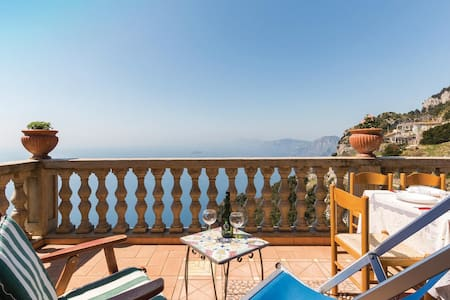 Holiday cottage with 2 bedrooms on 100m² in Praiano SA