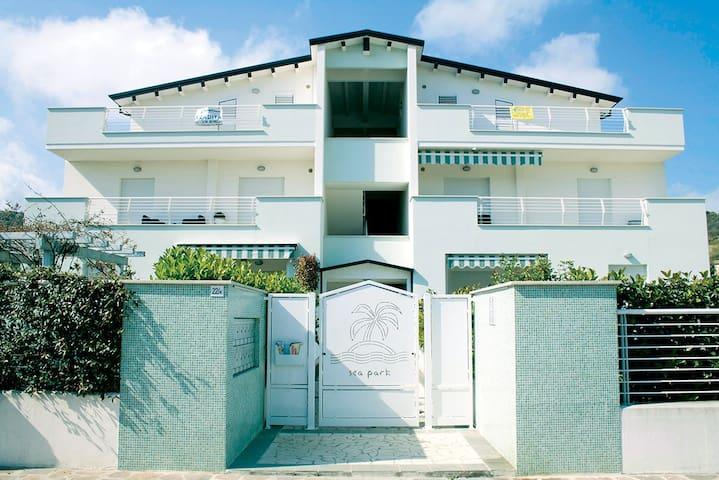 Appartamento per vacanza relax a 2 passi dal mare - Foggetta - Kondominium