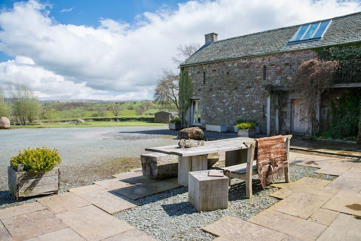 Farmhouse  B & B  amazing views to Yorkshire dales