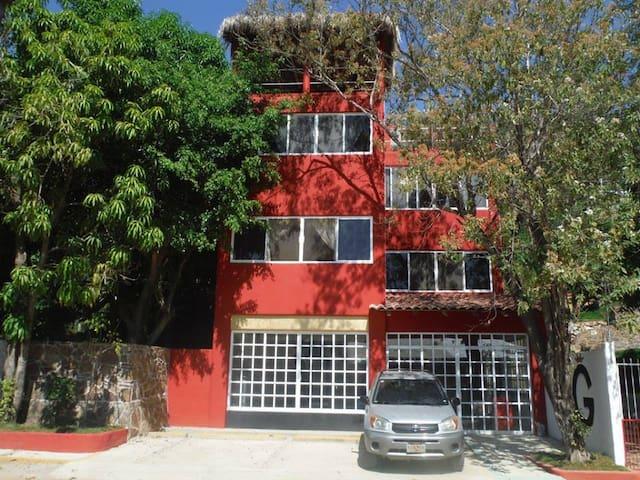 Apartamentos Punto G - Santa María Tonameca - Apartment