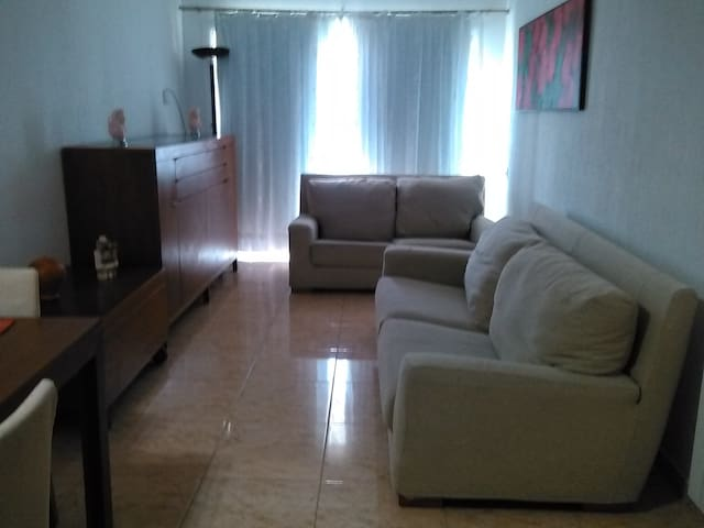 20' from Barcelona, spacious,comod - Sabadell - Apartment