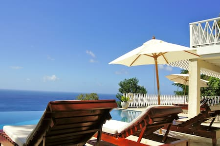 Bananaquit House - Soufriere
