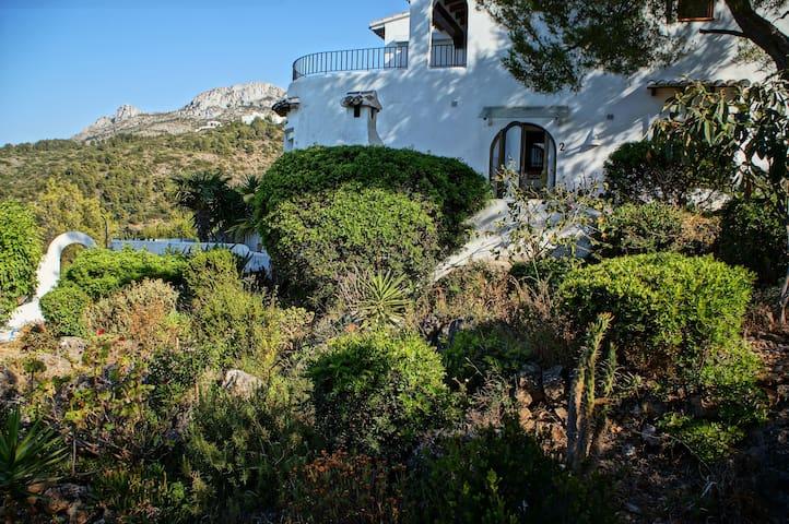 Apartamento con vista al mar - Denia - Cabaña