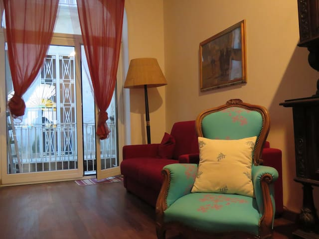Charming flat for holiday in Stabia - Castellammare di Stabia - Apartment