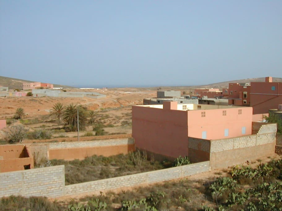 la terrasse h user zur miete in zaouit aglou souss massa dra marokko. Black Bedroom Furniture Sets. Home Design Ideas