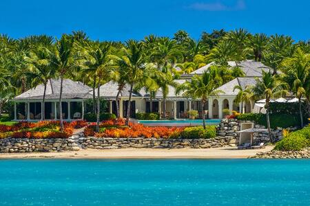 Les Palmier - Antigua - Villa