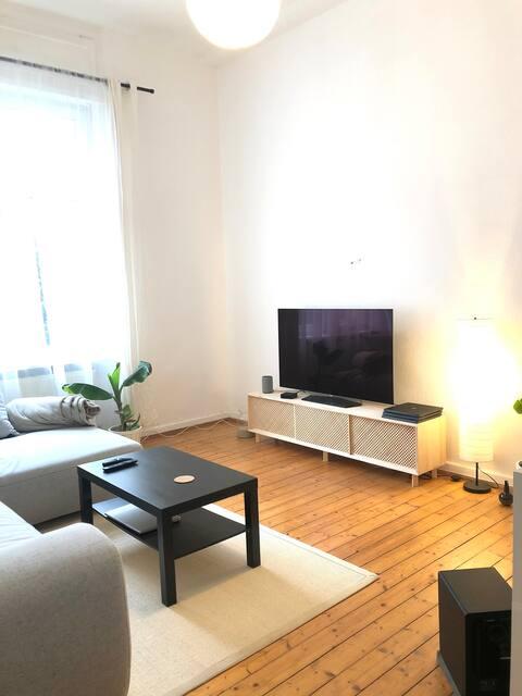 Großzügige 2-Zimmer Wohnung im Ostend