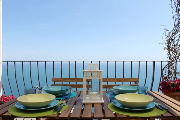 Casa Ersilia - Praiano - Maison