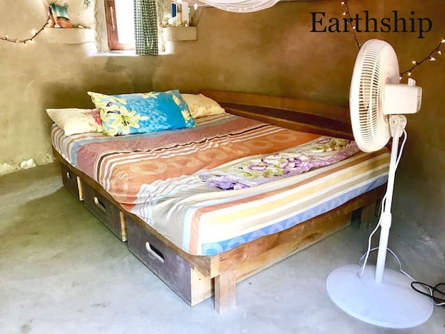 Haiti's First Earthship