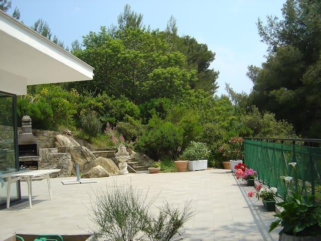 Appartamento in villa vista mare - Andora - Apartamento