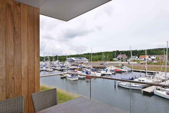 Heerlijk appartement bij jachthaven Veerse Meer
