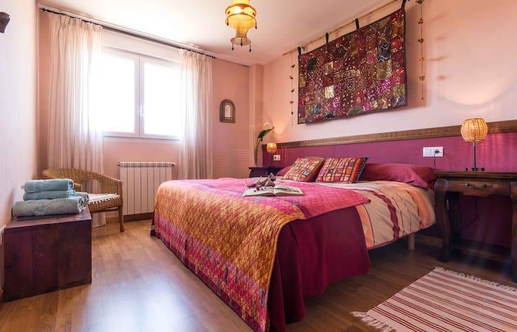 Casa Riamonte Habitaciones Con Baño - Ames - Dům