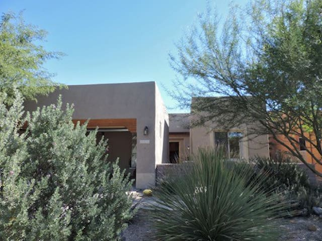 Custom View Home in Tubac/Pool+Spa - Tubac - Hus