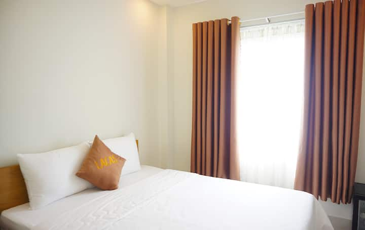 Modern cleanly LaCas hotel  -  Double Room