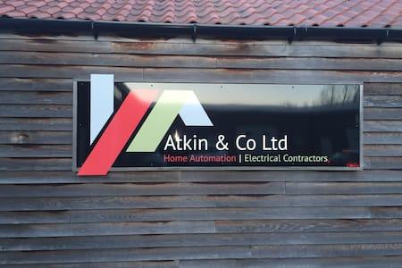 Save Energy with Home Automation!!! - Doddington - Lainnya