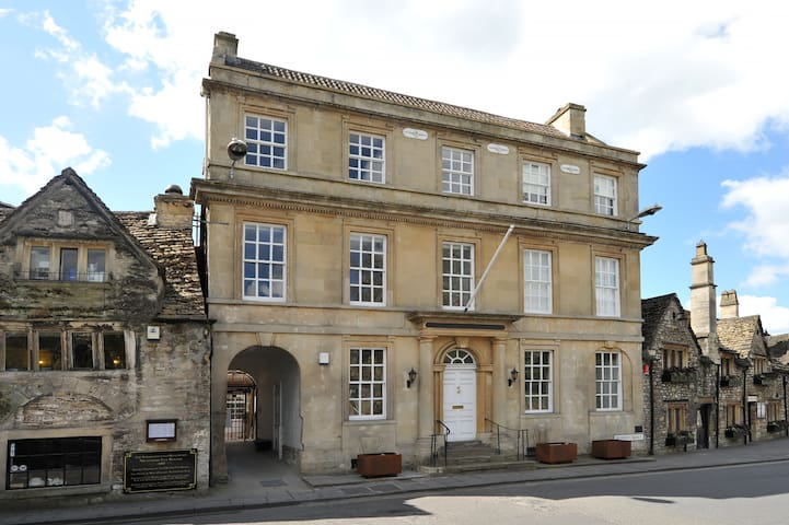 6 The Georgian Lodge - Bradford-on-Avon - Pis