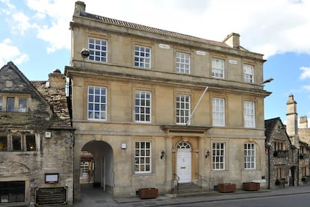 6 The Georgian Lodge - Bradford-on-Avon - Apartment