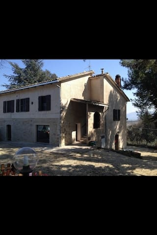 Villa in Pietra Immersa nel Verde - Torre del Colle - Casa