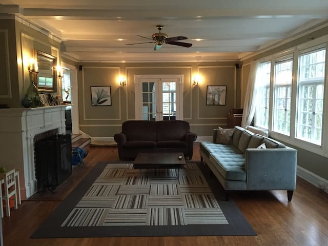 Spacious house 30 minutes from NYC - Scarsdale - Talo