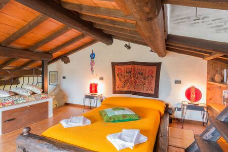 Cottage for 2 Countryside/Orvieto - Ficulle - Loft