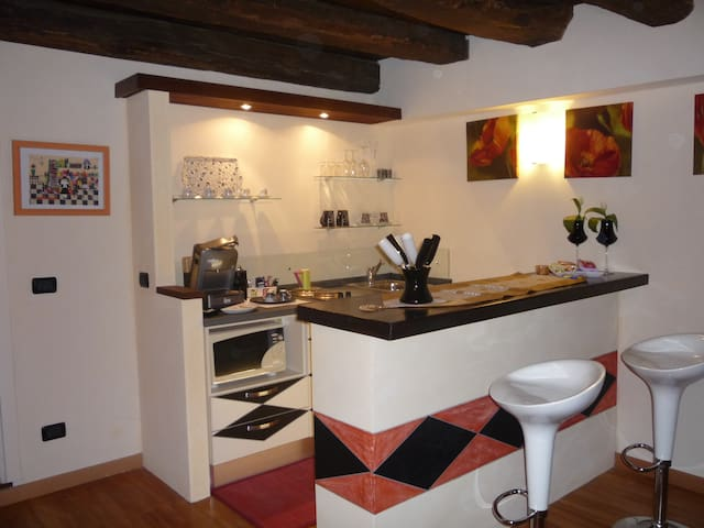 Suite Rossa - Piazza - Apartment
