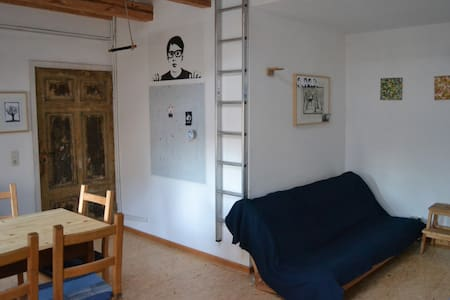 Single room-apartment in the attic - Halle (Saale)